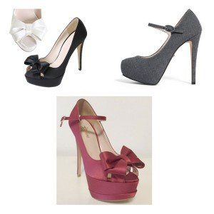 customize that heigher platform and add mary jane strap and change material