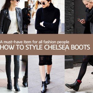 chelsea boots, must have item