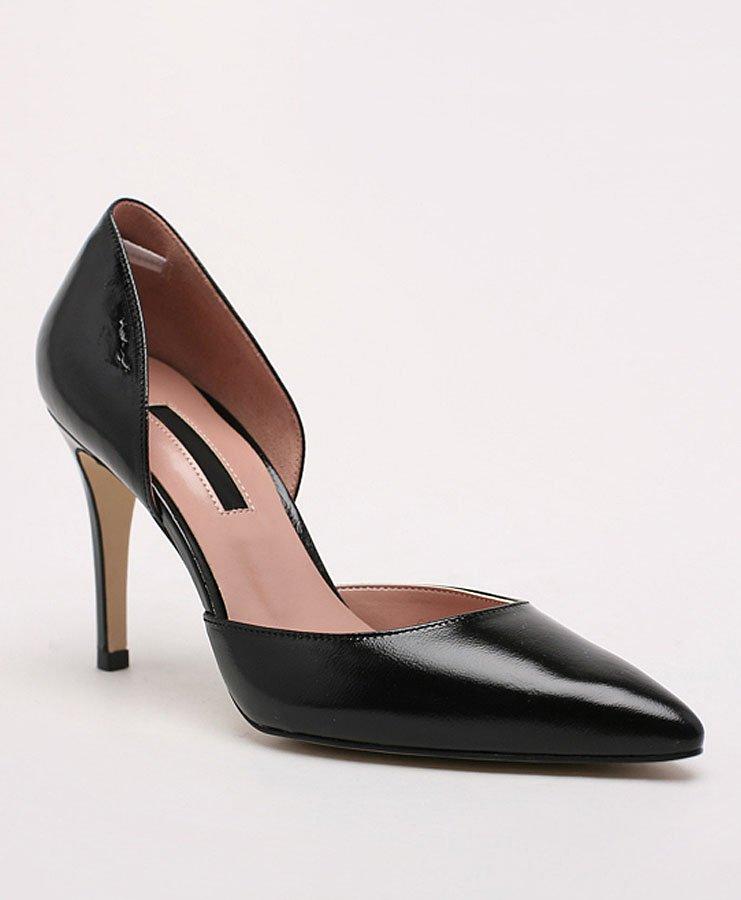 ba4dbca23ea Side open chic heels-7~9cm