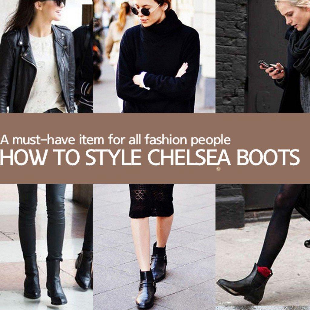 776e175e841 How to style Chelsea boots | Jgshoe.com